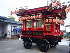 Yatai festival Japan street food