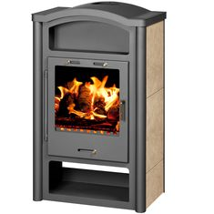 k - Line Stoves Real Fire, Wood Stoves, F100, Wood Burning, Home Appliances, House Appliances, Wood Burning Stoves, Woodburning, Wood Burning Stoves Uk