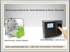 Access control System Bangladesh | CCTV Security system, IP camera, Acce...