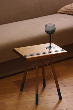 coffee table turquoise
