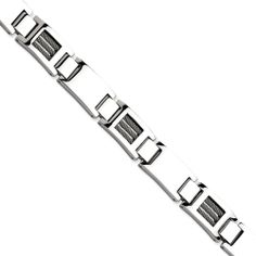 Stainless Steel Wire Bracelet