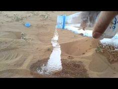¿Quien me explica? agua que se congela en el desierto - Taringa!