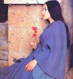olivia hussey - the original Juliet (in my world).