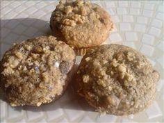 Crunchy Banana Muffins - Recipe Details