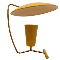 Stilnovo Reflector Lamp, Italian, 1950's