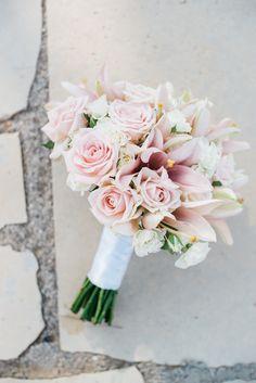 KATE bridal bouquet by Moments www.weddingincrete.com