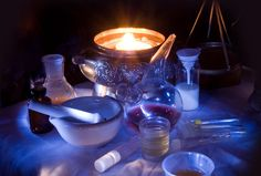 Laboratory alchemist,
