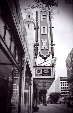 The Fox Theater is an experience of its own - a classic Atlanta landmark with amazing shows year round.