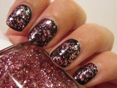 Essie- a cut above (glitter topper) $4.00.