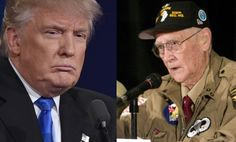 Hundreds Of Veterans Just Penned This Damning Open Letter To Trump They really let him have it.
