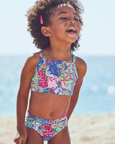 Girls Boys UV50 Sun Protection Surfing Bath Swimwear Swimsuit Swimming Costume