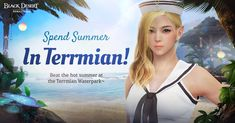 Summer Festivities Continue at Terrmian Waterpark in Black Desert SEA