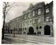 Szent István Gimnázium 1910 körül