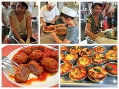 Kochen lernen in den Ferien!