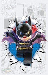 Lego será o tema das capas alternativas da DC em novembro - UNIVERSO HQ