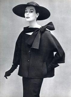 tailleur Dior 1953
