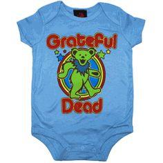 Grateful Dead Onesie!