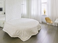 Luxurious finishes for such a small room