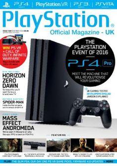 PlayStation Official Magazine - (November 2016) / UK | Revistas e Jornais
