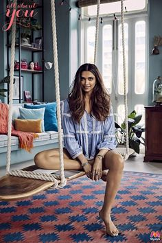 Deepika Padukone for All About You By Deepika Padukone