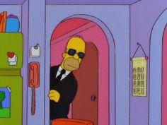 Simpsons Meme, The Simpsons, Cartoon Memes, Cartoon Pics, Cartoons, Lit Wallpaper, Cartoon Wallpaper, Aesthetic Memes, Cartoon Profile Pictures