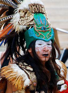https://flic.kr/p/7s8ozd | Mayan Warrior