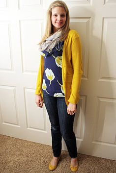 cardy and jeans