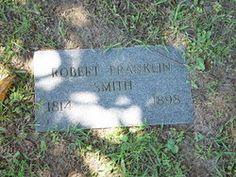 Robert Franklin Smith 1814 thru 1898 Pvt Co I, 23rd Alabama Infantry.