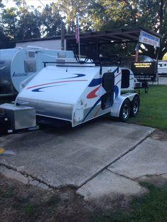 Off roar trailer