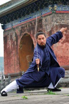 Sword tai chi - Wudang shan - China