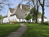Historischer Roter Haubarg | Restaurant | Terrasse | Café | Museum