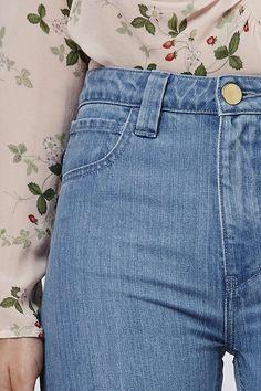 **Draycott Jeans By Unique - Topshop