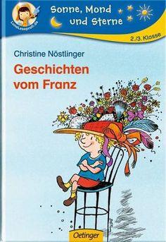 Geschichten vom Franz von Christine Nöstlinger. Kinderbuch-Klassiker #books #Kinderbuch