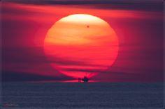 Venus transit over the Baltic Sea Astrotreff - Astronomie Treffpunkt - Venustransit von Fehmarn - Bilder + Video [Update]