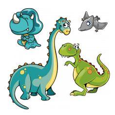 Sticker Dinosaures