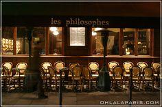 Les Philosophes, 11th District, Paris, France