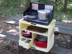 Camping Kitchen Box Home