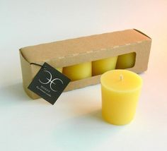 Top Beeswax Candles: Bluecorn Naturals, Knorr & Three More — Maxwell's Daily Find 01.16.15