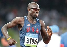 Lost Boy Lopez Lomong uses success as Olympic runner to draw attention to native Sudan - Lost Boys Of Sudan, Olympic Runners, Bible Society, Joy Of The Lord, August 8, Losing Faith, 27 Years Old, Kids Church, Save Life