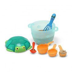 Set à pâtisserie pour le sable Melissa & Doug - Jeux, jouets, loisirs Enfant - 13 €