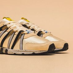 "Overkill x adidas Consortium EQT Racing '93 ""Taxi""  Release: Saturday, 7th November 2015. Instore first @1st_og"