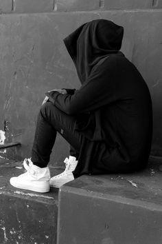 New Arrival Large Hat Cardigan Cloak Hip Hop Men Clothing Mens Hoodies Sweatshirt Men Sad Boys Streetwear Bape Hoodies Funny Street Goth, Men Street, Street Wear, Street Style, Photography Poses For Men, Fashion Photography, King Photography, Photography Hacks, Photography Backgrounds