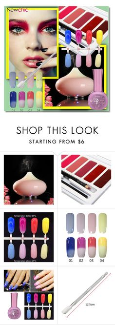 """""""Untitled #400"""" by andrea2andare ❤ liked on Polyvore featuring beauty and Aroma"""
