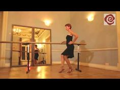 Women Tango techniques with Julia Zueva   Tango Zone