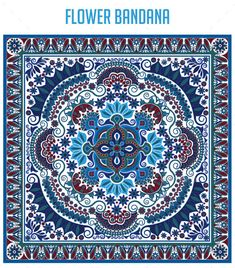 Bandana Colors, Bandana Design, Bandana Styles, Textile Pattern Design, Textile Patterns, Fabric Design, Bandanas, Pocket Squares, Bandana Tattoo