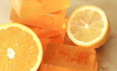 Как сделать пикантный Fresh Lemon душистого мыла