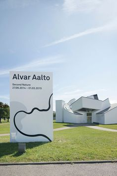 Alvar Aalto – Second Nature 27.09.2014–01.03.2015 Vitra Design Museum