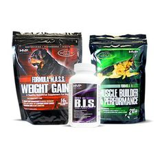 The most advanced canine nutritional program for muscle development, physical performance and overall optimal health!