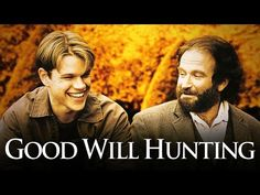 Starring Robin Williams, Matt Damon, and Ben Affleck, 'Good Will Hunting' shows the most brilliant mind at America's top university isn't a student, he's the. Hunting Shows, Good Will Hunting, Top Universities, Matt Damon, Robin Williams, Ben Affleck, Official Trailer, Student, College Students