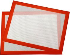Silicone Baking Mat Set  Nonstick Bake  16 X 12 Inch 2 Pack >>> Check this awesome product by going to the link at the image.